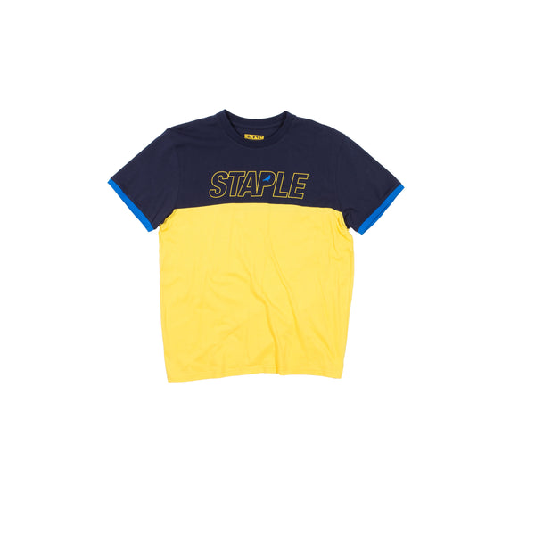 Stripes Logo Tee - Tee | Staple Pigeon