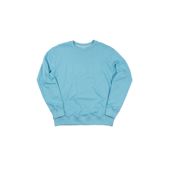 Logo Fleece Crewneck - Sweatshirt | Staple Pigeon