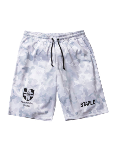 FC Staple Poly Short - Shorts | Staple Pigeon