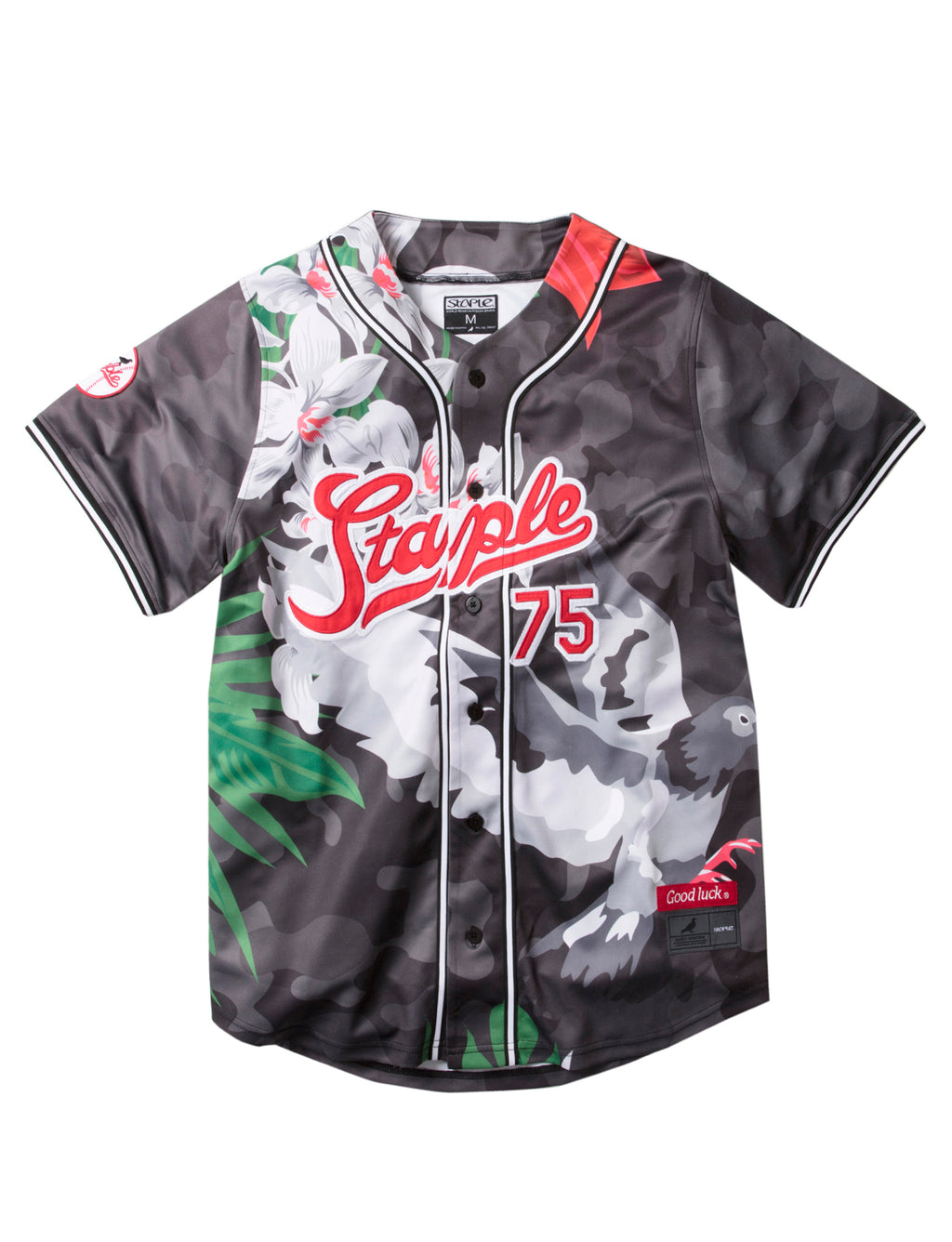 Botanica Baseball Jersey - Top | Staple Pigeon