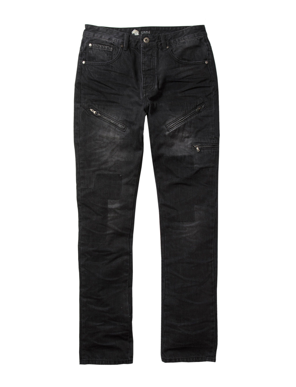 Shadow Patch Denim - Jeans | Staple Pigeon