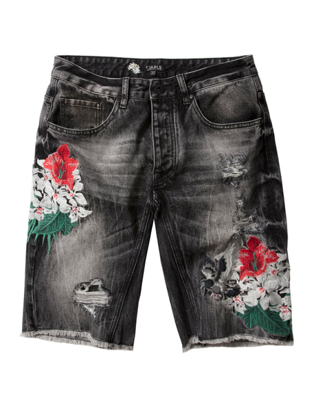 Botanic Denim Short - Shorts | Staple Pigeon
