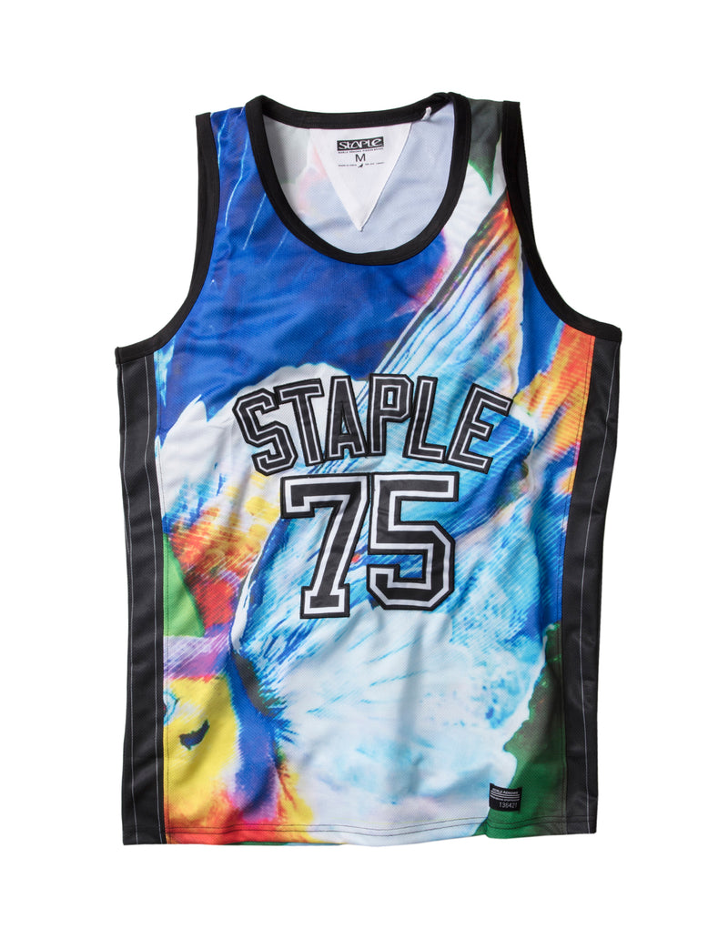 Layup Ball Jersey - Tee | Staple Pigeon