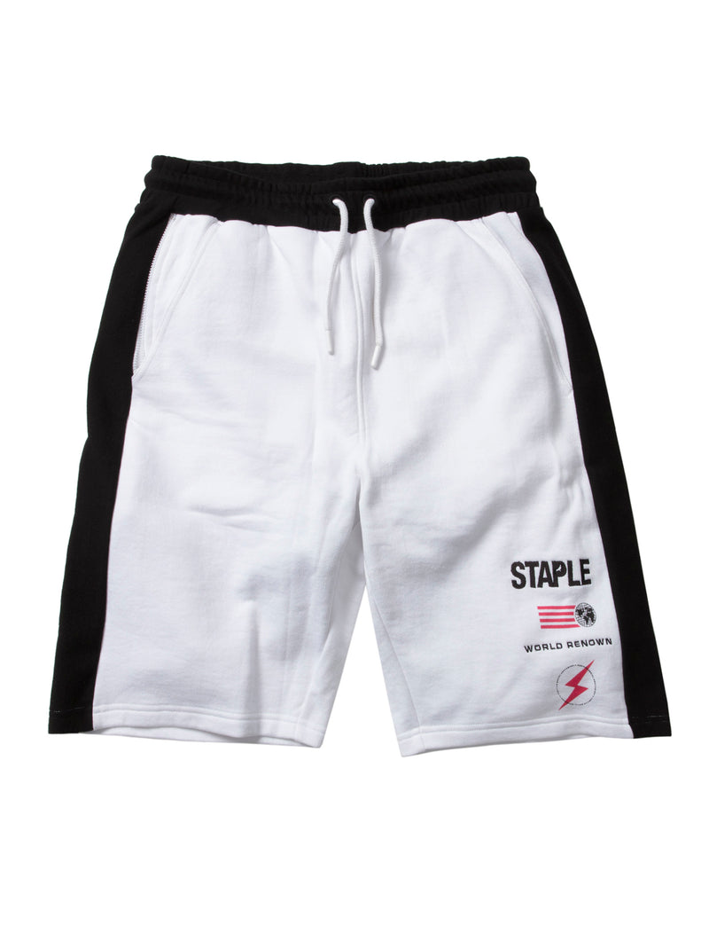 Bolt Sweatshorts - Shorts | Staple Pigeon