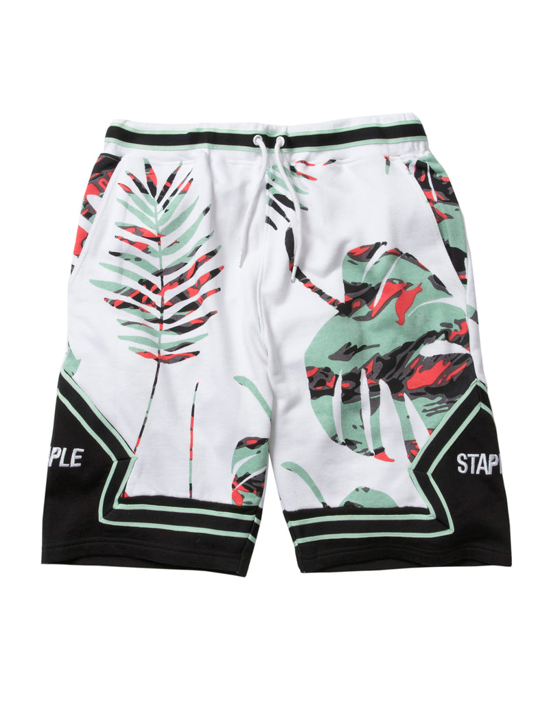 Jungle Sweatshorts - Shorts | Staple Pigeon
