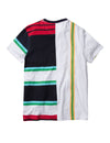World Tour Stripe Tee - Tee | Staple Pigeon