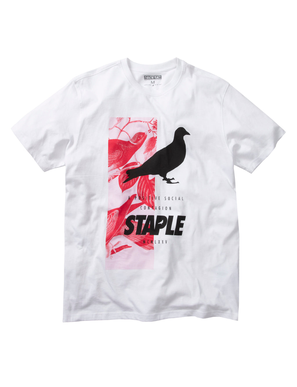 Split Photo Tee - Tee | Staple Pigeon