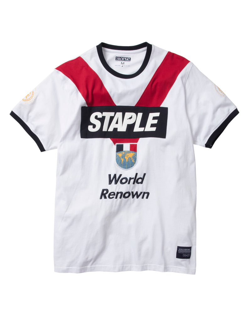 World Tour Logo Tee - Tee | Staple Pigeon
