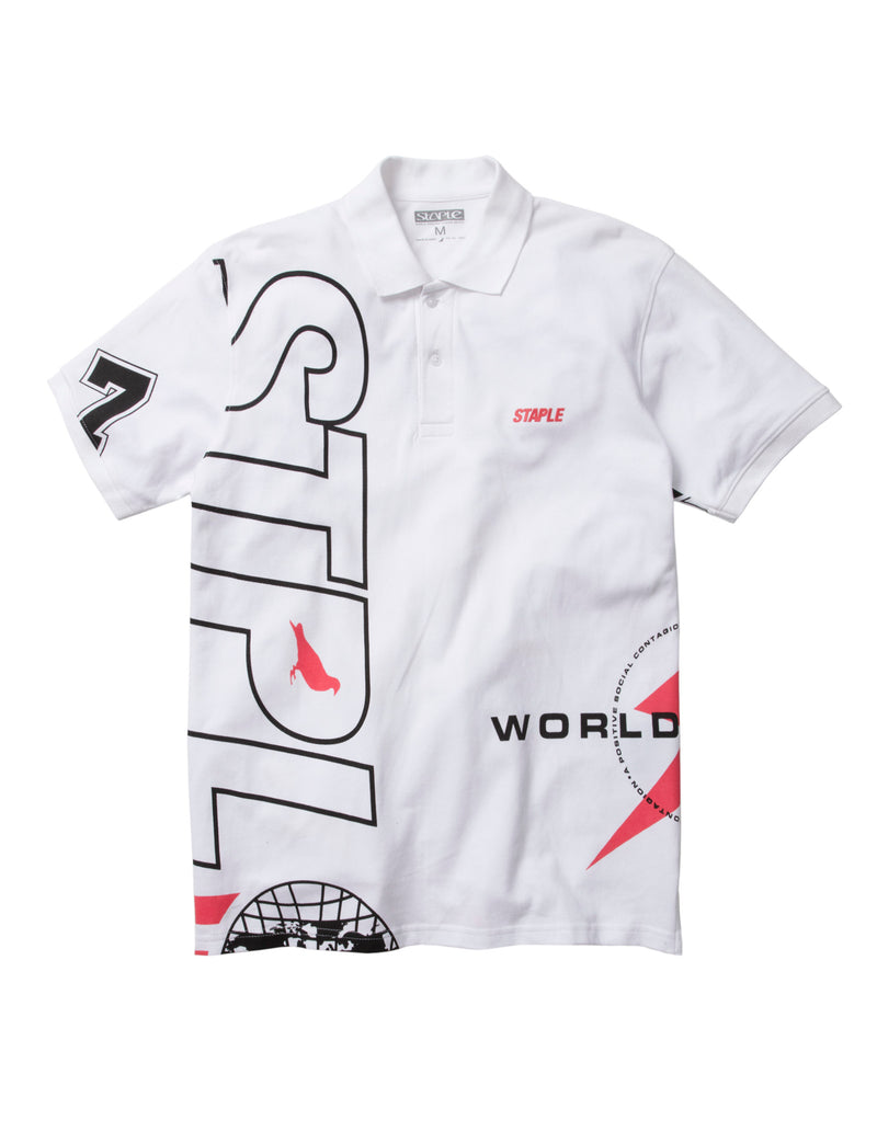 Bolt Polo - Tee | Staple Pigeon