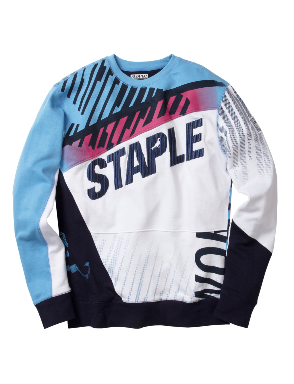 Crosscourt Crewneck - Sweatshirt | Staple Pigeon