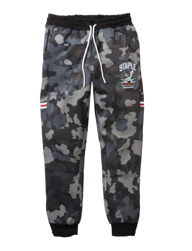 Liberty Camo Sweatpants - Pants | Staple Pigeon