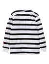 Graphic Stripe LS Tee - Tee | Staple Pigeon