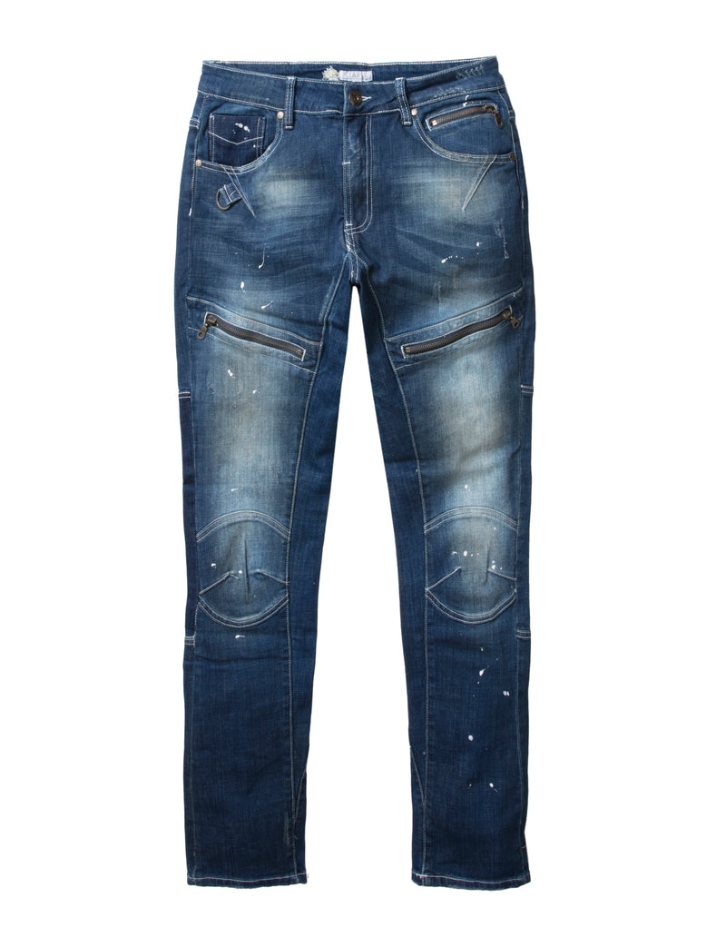 Patchwork Denim - Jeans | Staple Pigeon