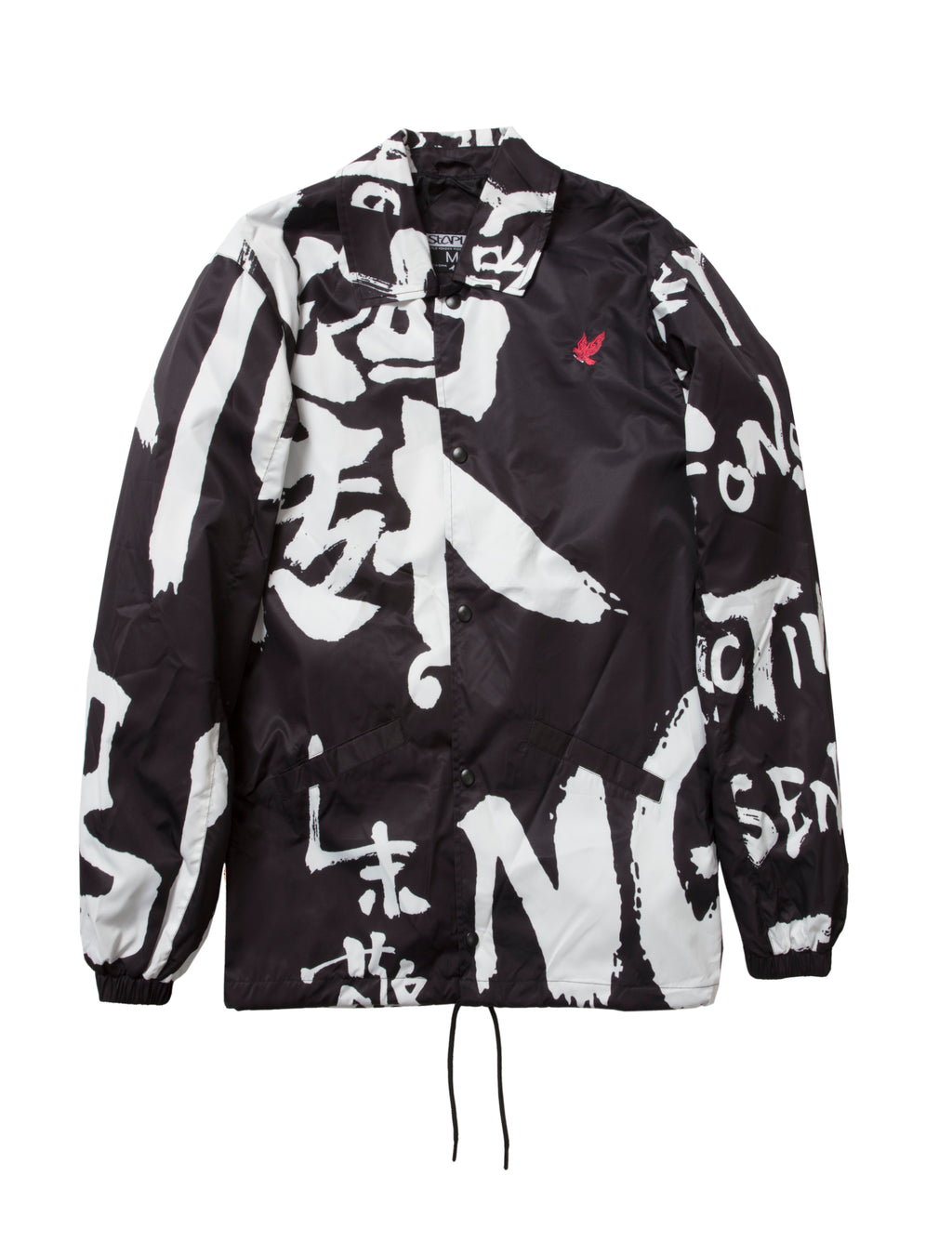 Staple x Zhu Jingyi Coach Jacket - Jacket | Staple Pigeon