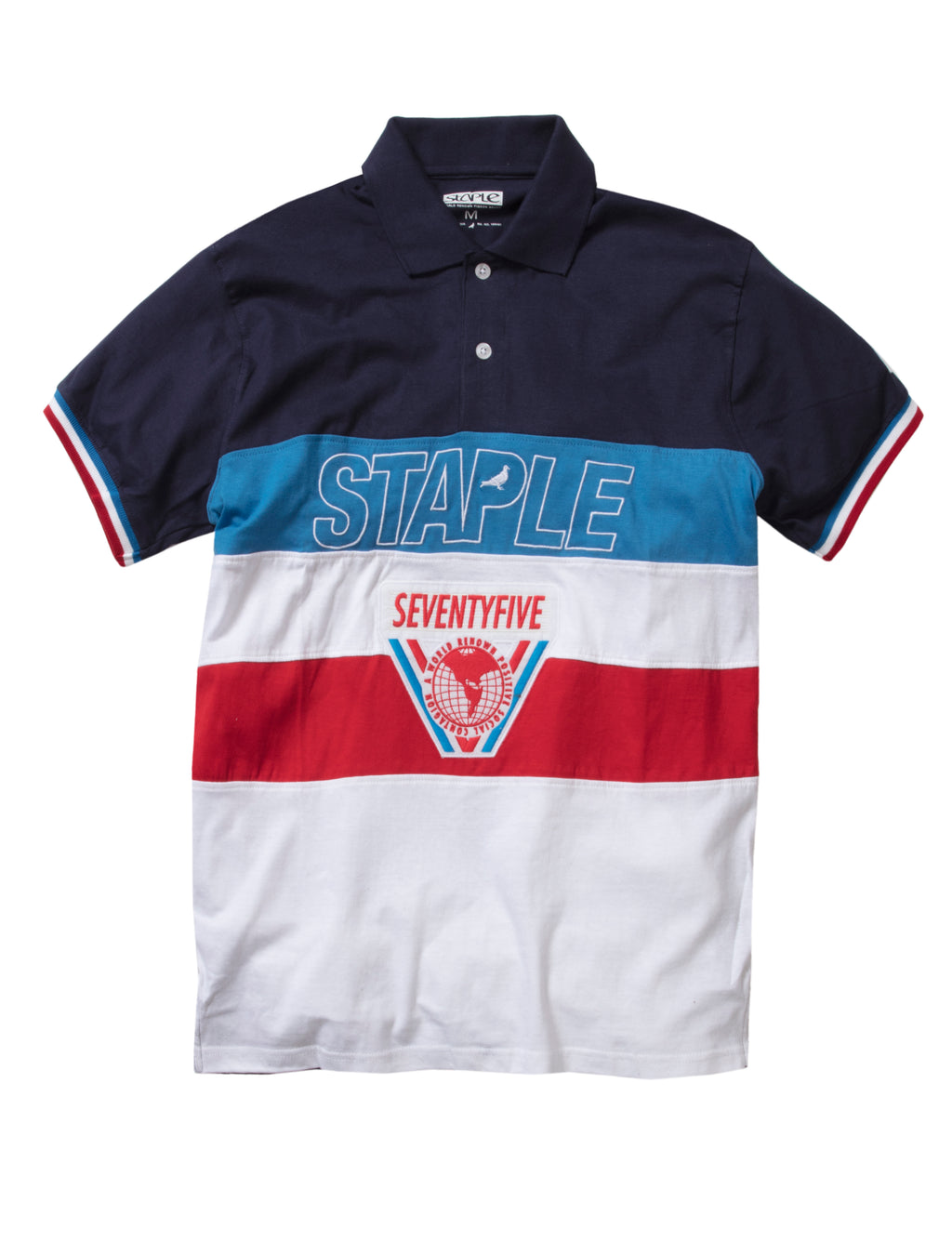 Trifecta Polo - Top | Staple Pigeon