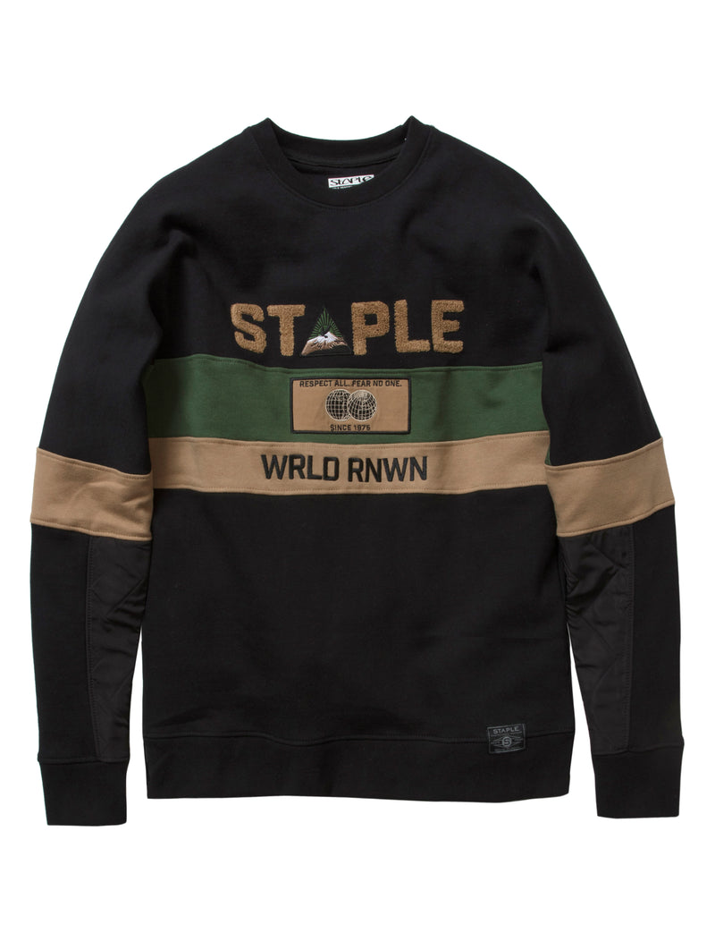 Infantry Crewneck - Sweatshirt | Staple Pigeon