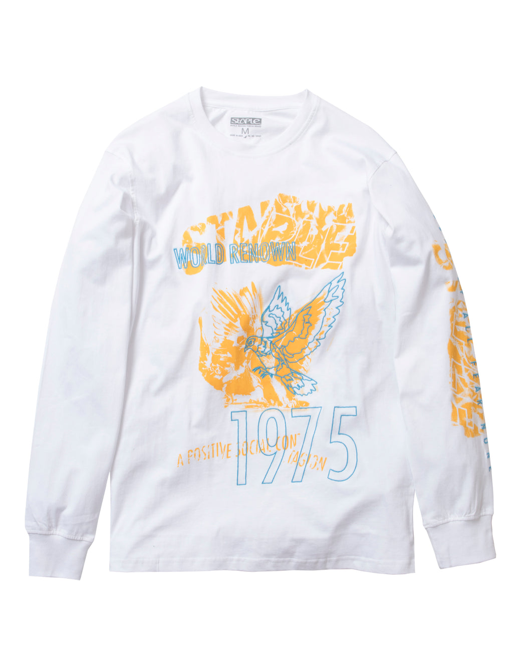 Overlayed L/S Tee - Tee | Staple Pigeon