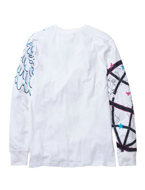 World Pigeon L/S Tee - Tee | Staple Pigeon