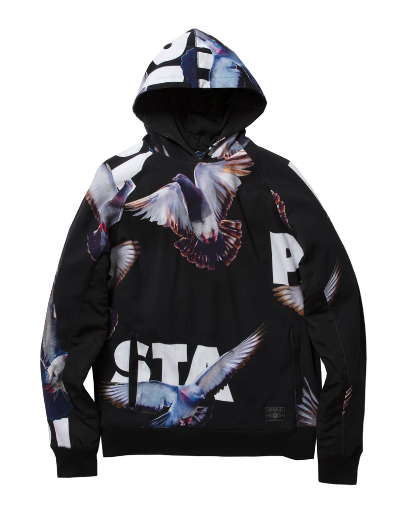 Flight Pigeon Hoodie - Sweatshirt | Staple Pigeon