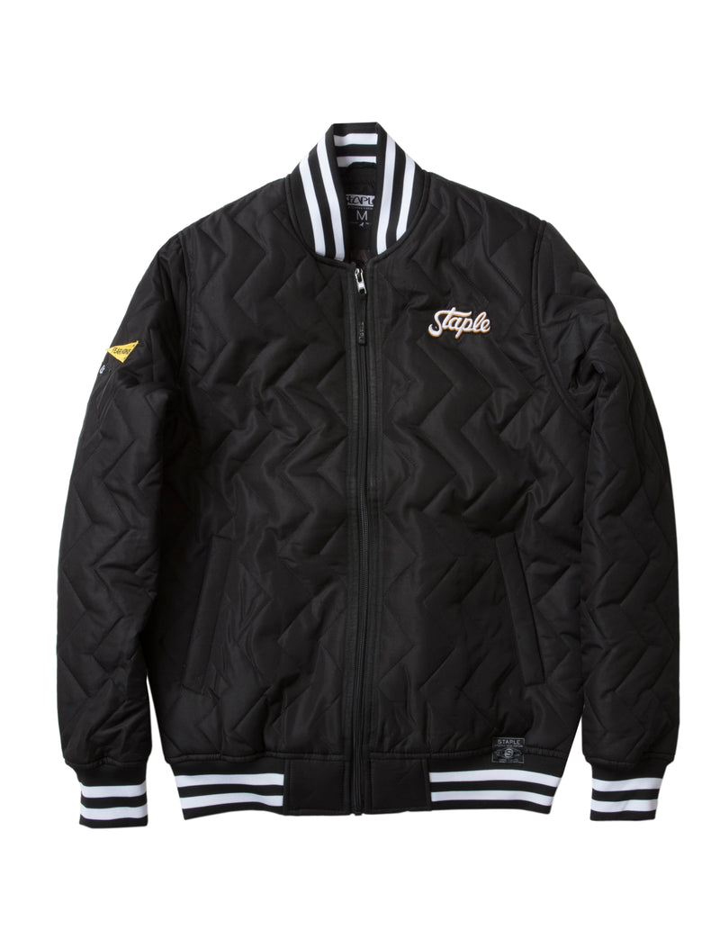 Napalm Quilted Jacket - Jacket | Staple Pigeon