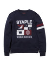 Flag Crewneck - Sweatshirt | Staple Pigeon