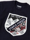 Aspen Shield Tee - Tee | Staple Pigeon