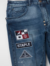 Flag Denim - Jeans | Staple Pigeon