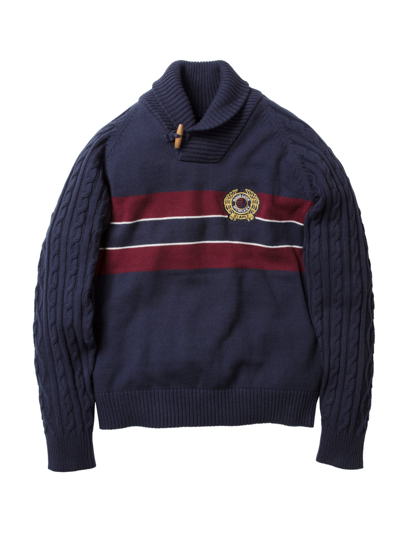 Crest Sweater - Sweatshirt | Staple Pigeon