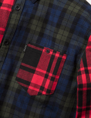 Flannel Pigeon Shirt - Woven | Staple Pigeon