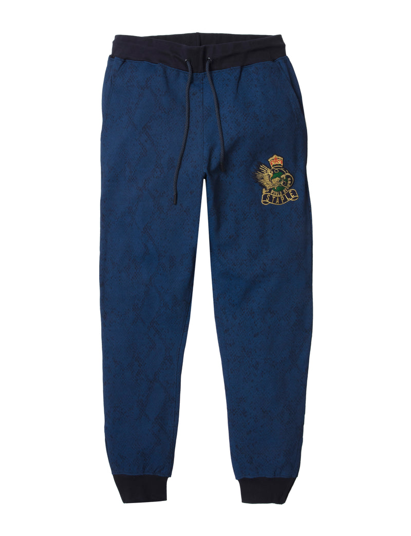 Python Crest Sweatpants - Pants | Staple Pigeon