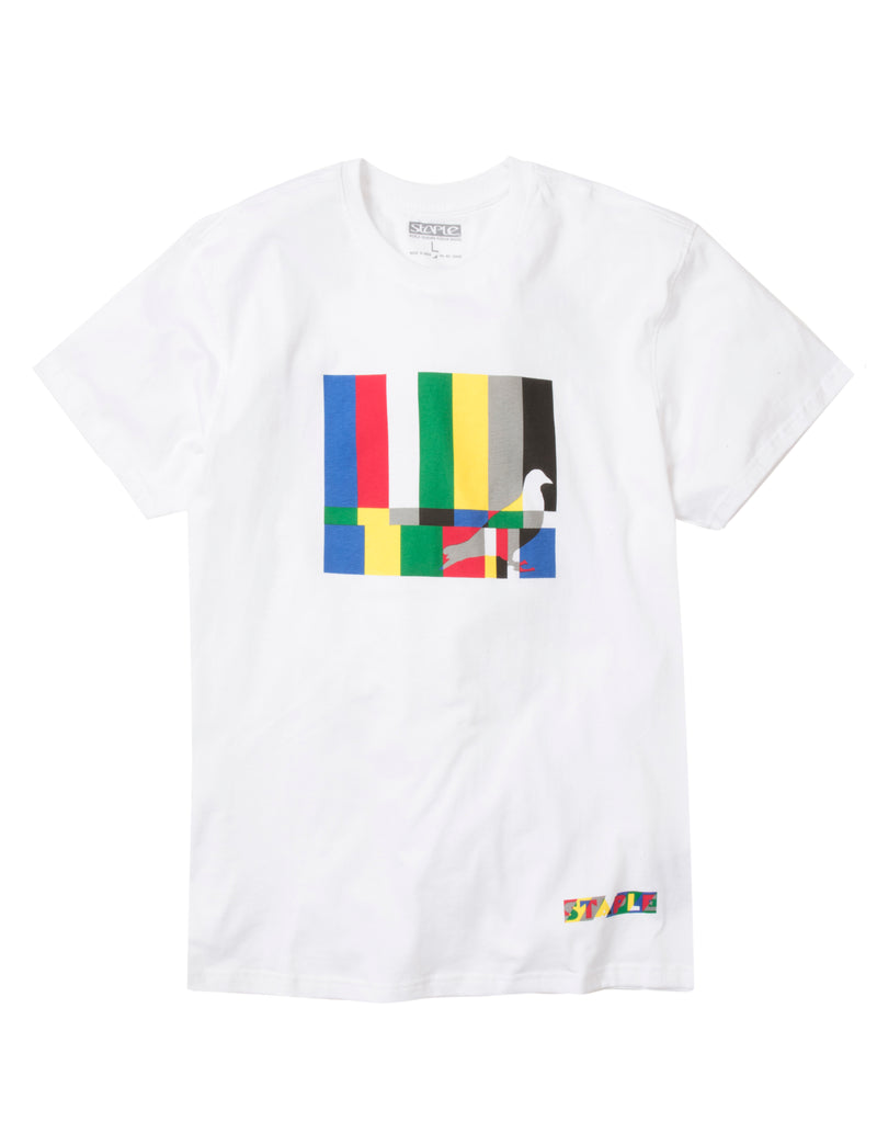 Color Bars Tee - Tee | Staple Pigeon