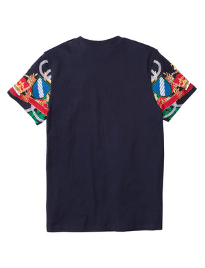 Multi Crest Tee - Tee | Staple Pigeon