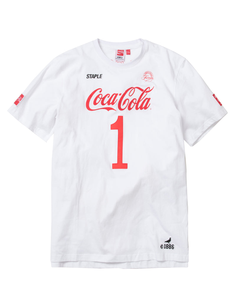 Coca-Cola Ice Cold Tee - Tee | Staple Pigeon