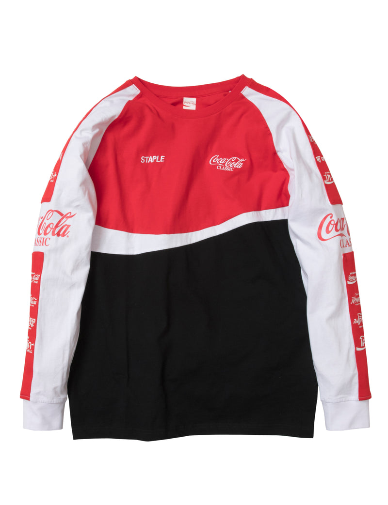 Coca-Cola INTL Long Sleeve Tee - Tee | Staple Pigeon