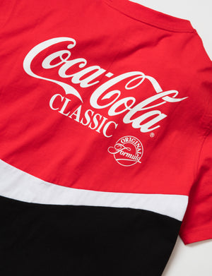 Coca-Cola Wave Tee - Tee | Staple Pigeon