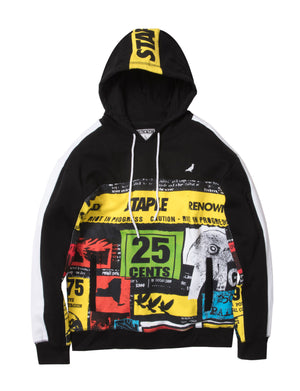 Caution Hoodie - Sweatshirt | Staple Pigeon