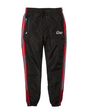 Coke Stripe Nylon Pants - Pants | Staple Pigeon