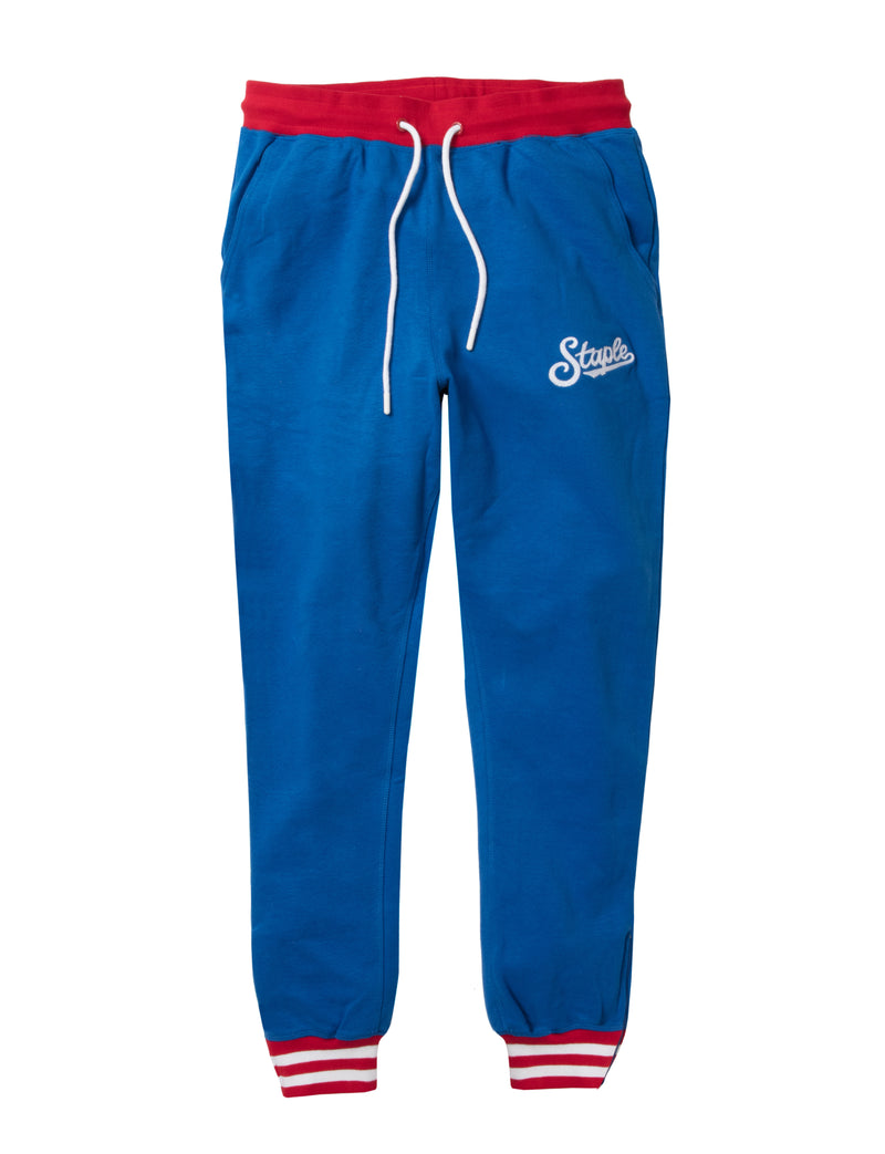 Sport Logo Sweatpants - Pants | Staple Pigeon