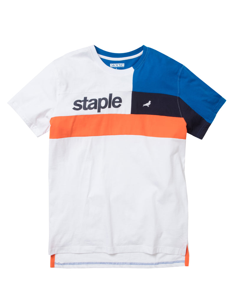Courtside Logo Tee - Tee | Staple Pigeon