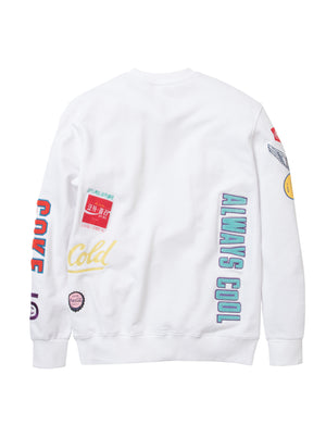 Always Cool Crewneck - Sweatshirt | Staple Pigeon