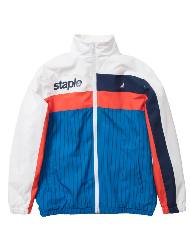 Courtside Nylon Jacket - Jacket | Staple Pigeon