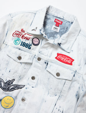 Coke Always Denim jacket - Jacket | Staple Pigeon