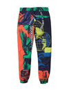 Icons All Over Print Nylon Pant - Pants | Staple Pigeon