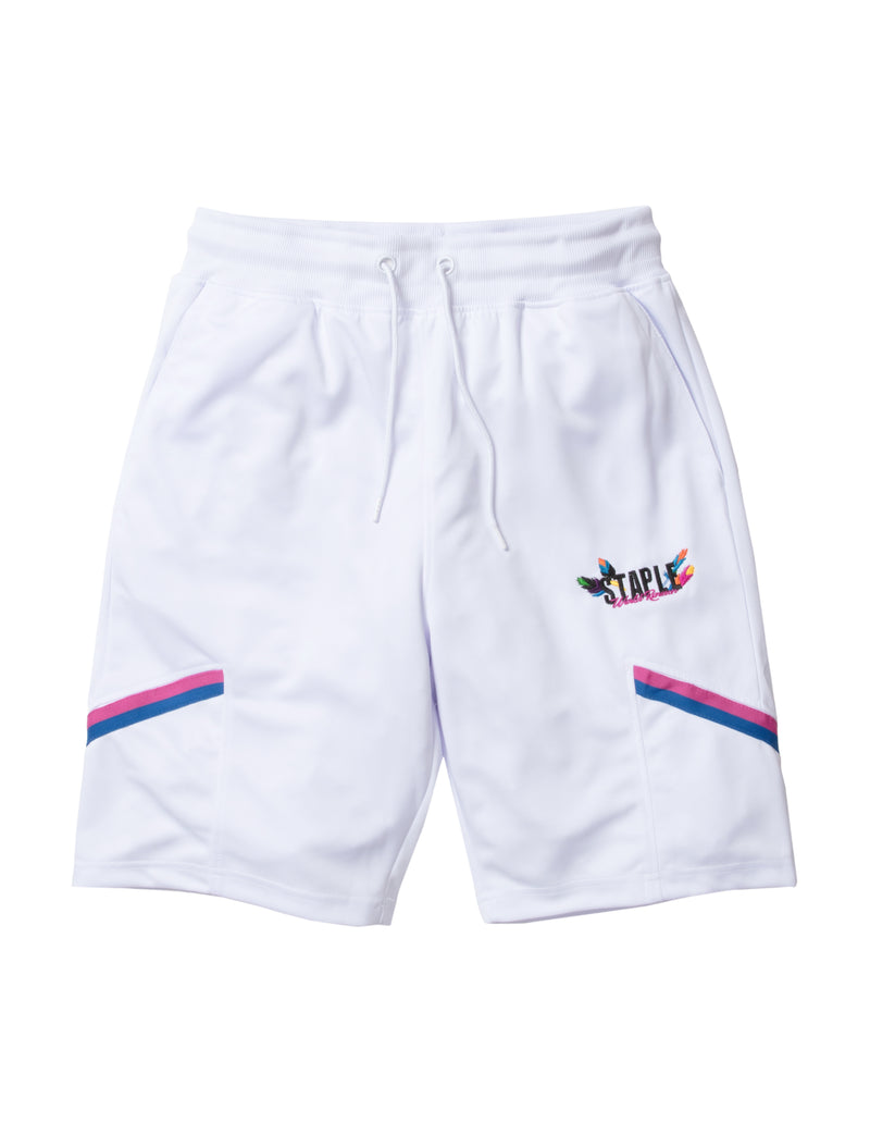 Feather Sport Poly Short  - Shorts | Staple Pigeon