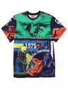 Icons All Over Print S/S Tee - Tee | Staple Pigeon