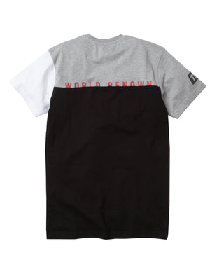 Court Blocked Tee - Tee | Staple Pigeon