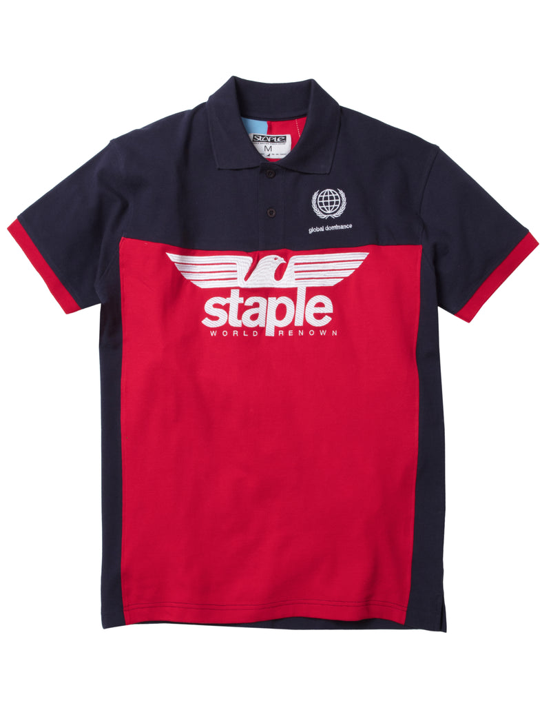 Race Polo - Top | Staple Pigeon
