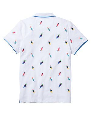 Quills Polo - Top | Staple Pigeon