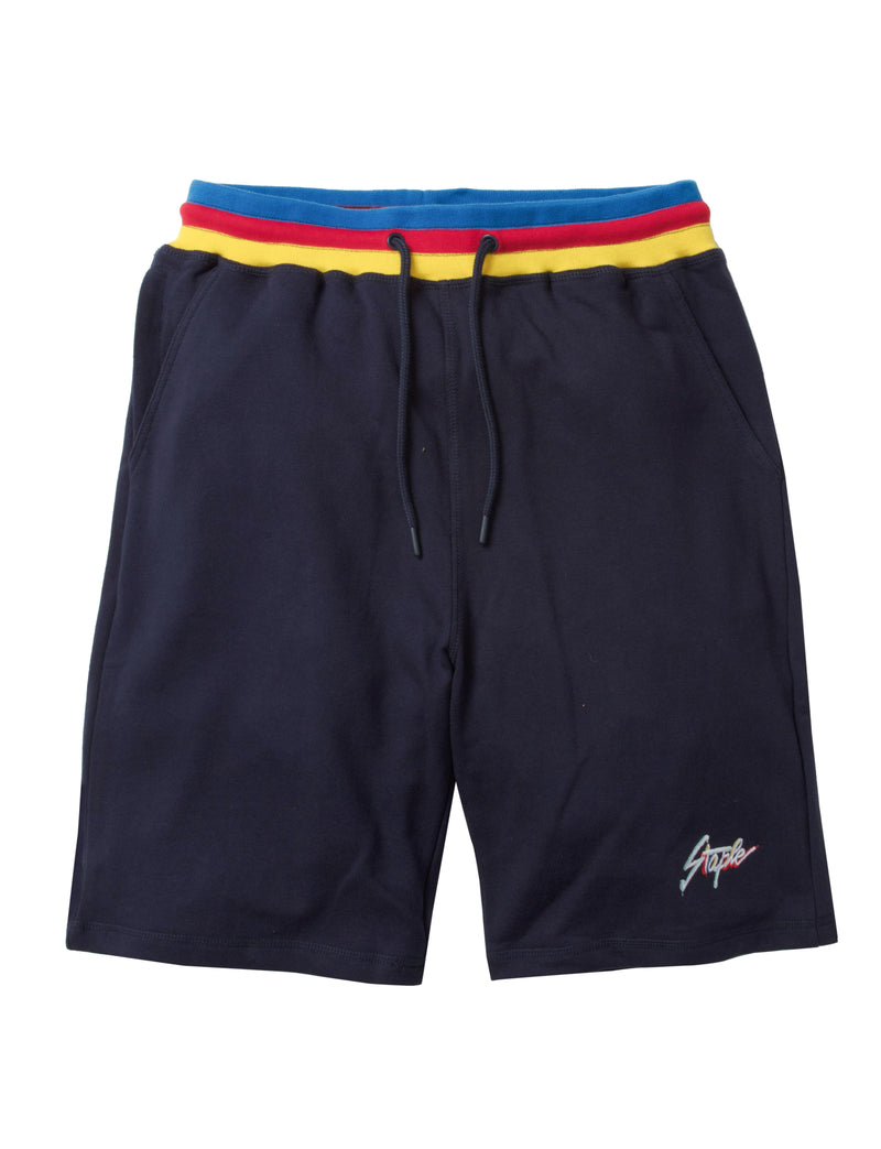 Abstract Logo Shorts - Shorts | Staple Pigeon