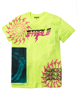 Frenzy Tee - Tee | Staple Pigeon